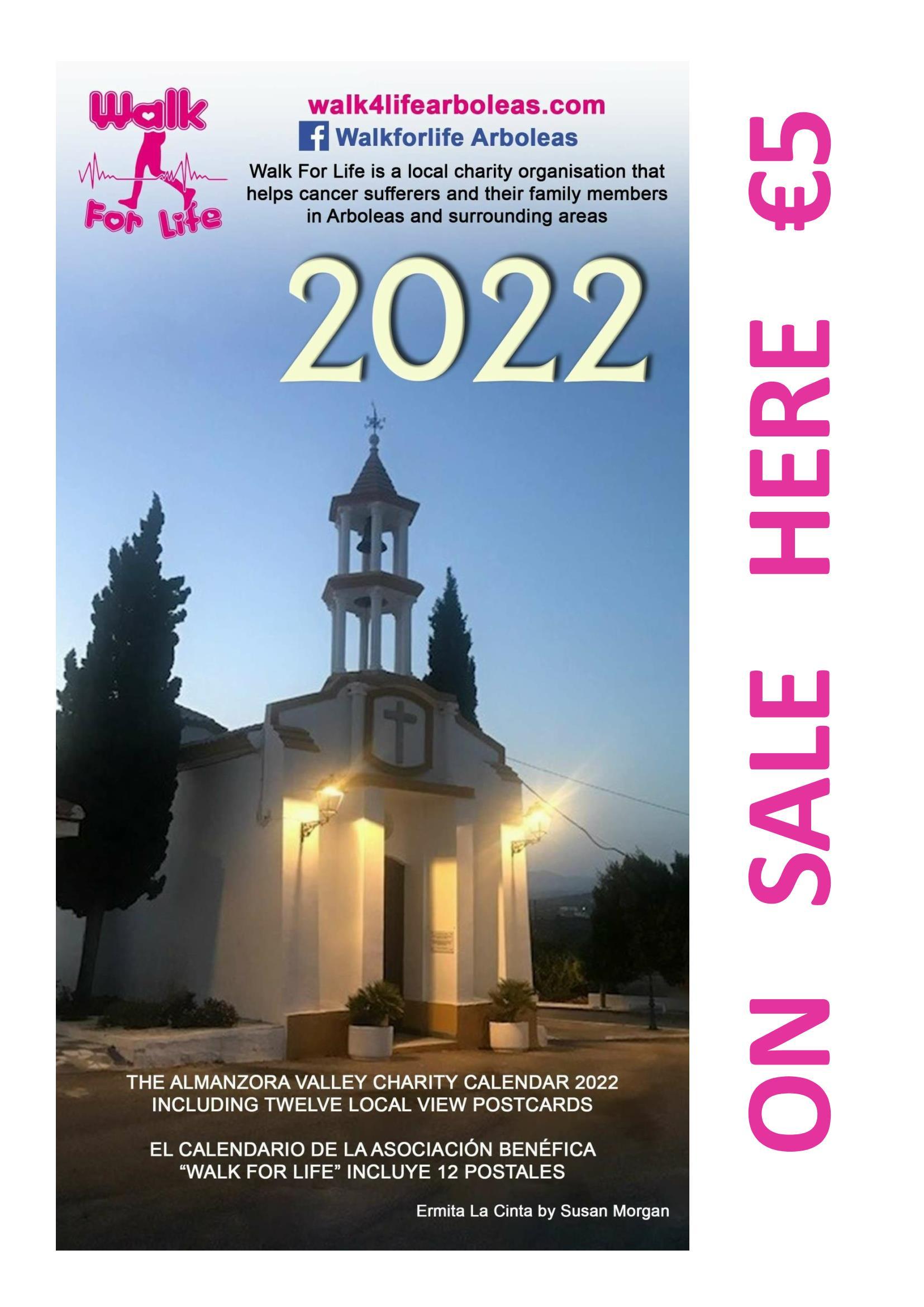 Walk for Life Calendars 2022